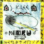 Front cover for the album Nibiru